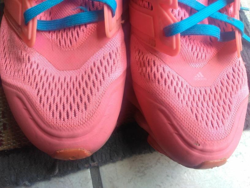 adidas springblade rosa mercadolivre