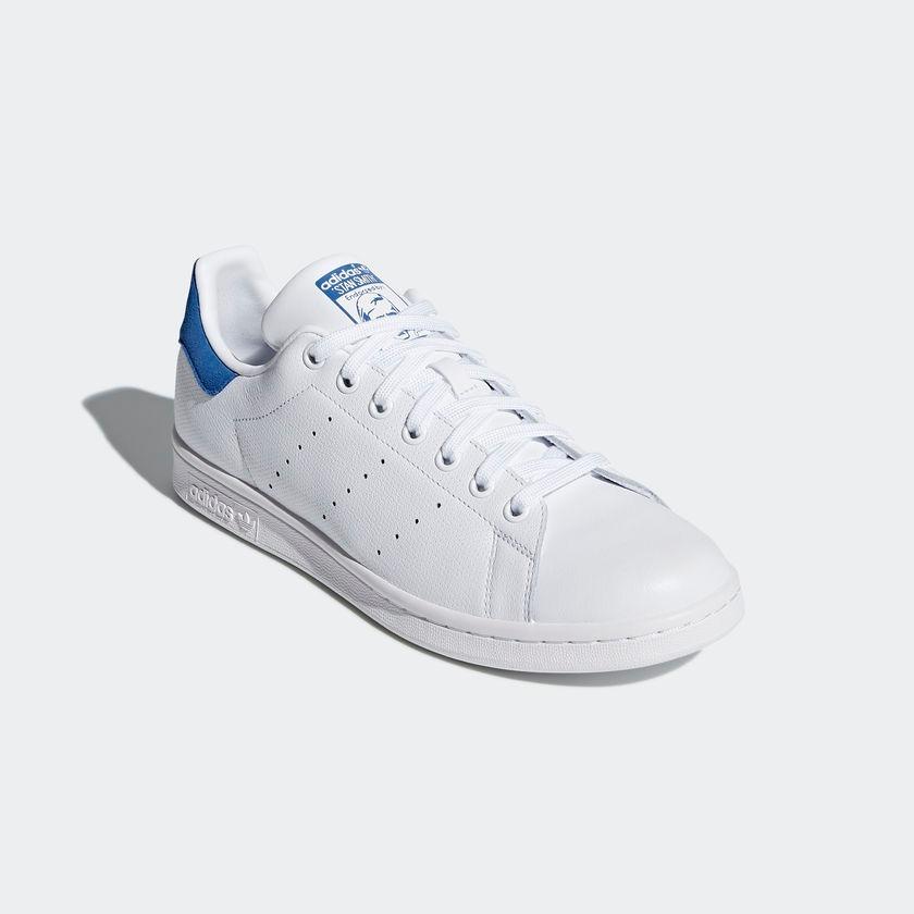 tenis adidas stan smith azul -envío gratis- originales. Cargando zoom. 42f60dcabe910