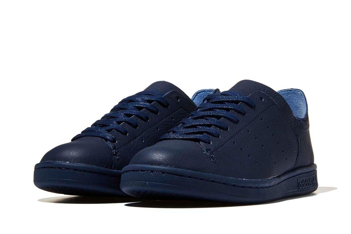 235a0cfe5fc tenis adidas stan smith azules casuales originals. Cargando zoom.