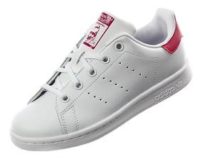 precio competitivo 8b022 0a1a5 Tenis adidas Stan Smith Ba8377 Original Envio Gratis Niña