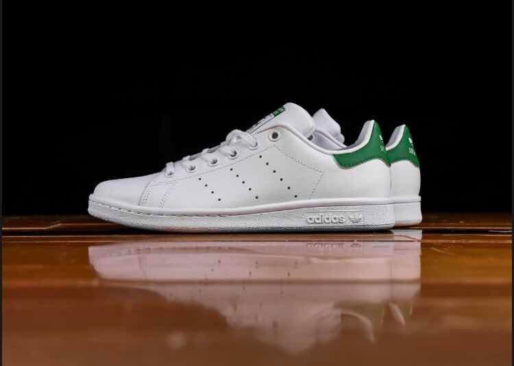 fecf57db482e2 ... usa tenis adidas stan smith blanco c verde 3.5 al 8.5 c 1 910eb 87f41