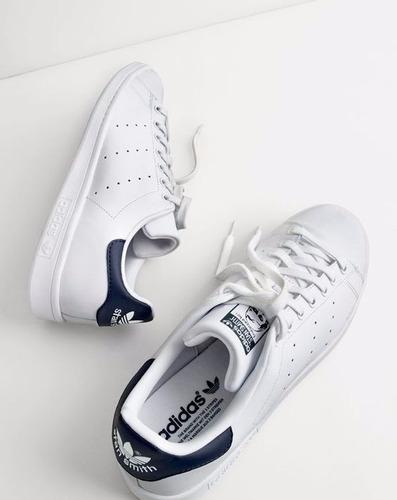 tenis adidas stan smith blancos importados garantizados !!!