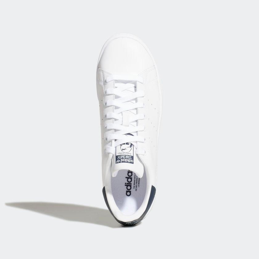 tenis adidas stan smith branco com azul 100% original. Carregando zoom. 6175c19c9614d