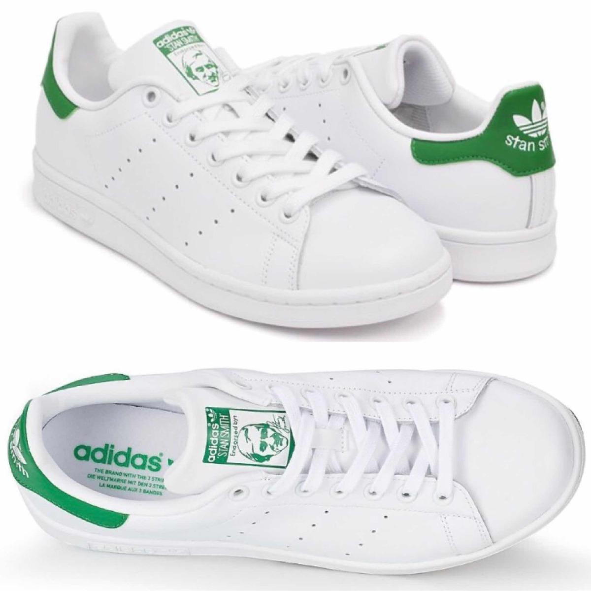 f7d1409398f93 Tenis adidas Stan Smith Clasico B v (  3 3.5 4 4.5 5 5.5 Mx ...