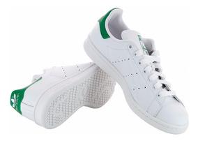 Tenis Adidas Stan Smith Flores Mujer Tenis Adidas en