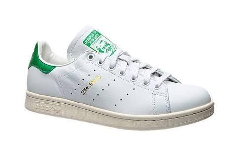 949375e669ca4 Tenis adidas Stan Smith De Piel Vacuno 100%originales Blanco ...