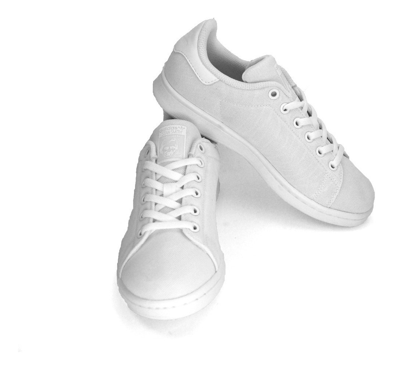 Tenis adidas Stan Smith Glitter Mesh #3 Mx
