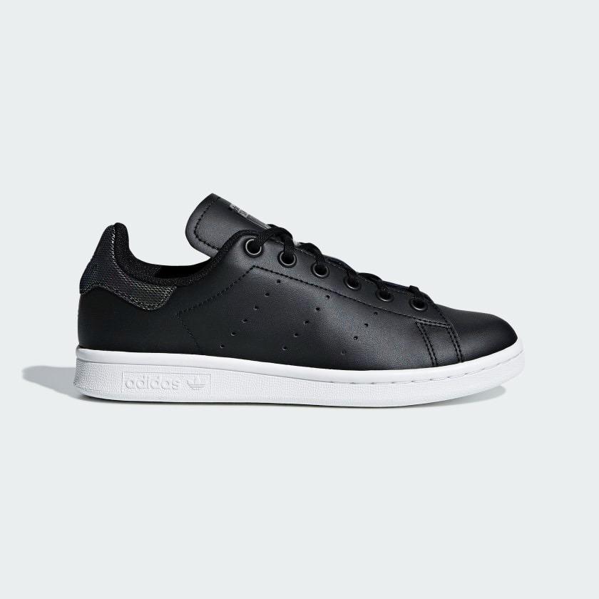 797e97d9c Tenis adidas Stan Smith Junior Negro Cg6668 Look Trendy - $ 1,400.00 ...