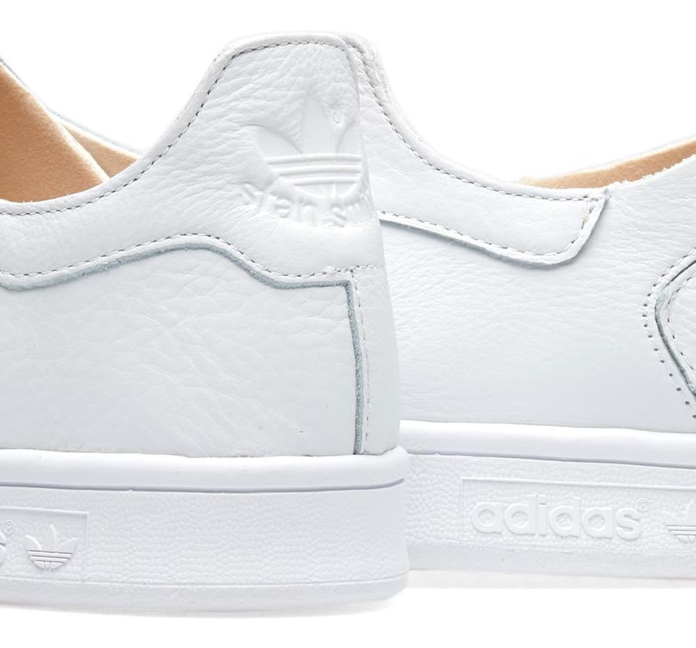 Tenis adidas Stan Smith Lea Sock Blancasblancas Cq3031