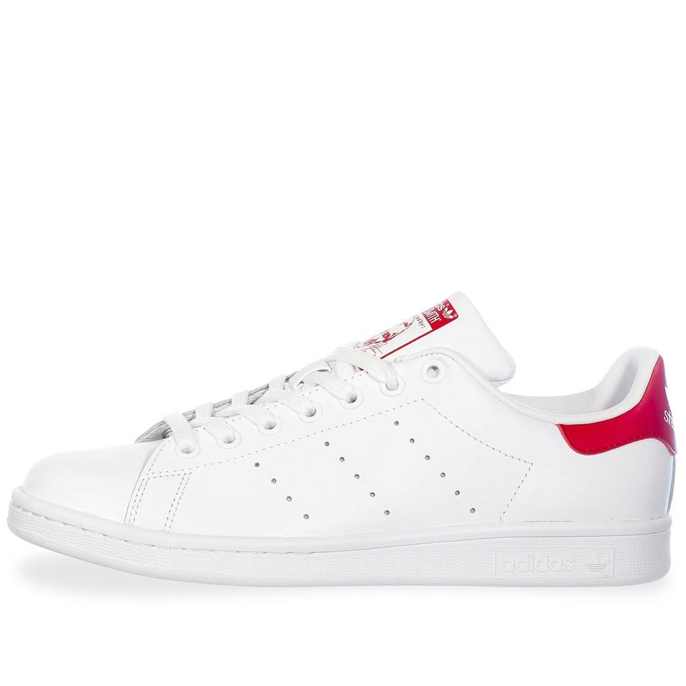 newest collection 38d6e dd00b tenis adidas stan smith - m20326 - blanco - unisex. Cargando zoom.