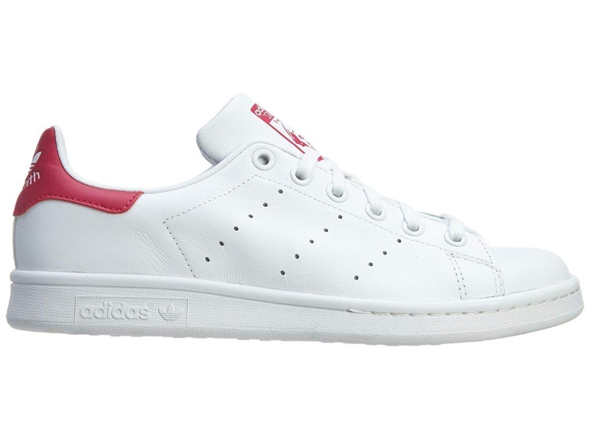 7adba3e03d1 Tenis adidas Stan Smith Mujer Blancos Casuales