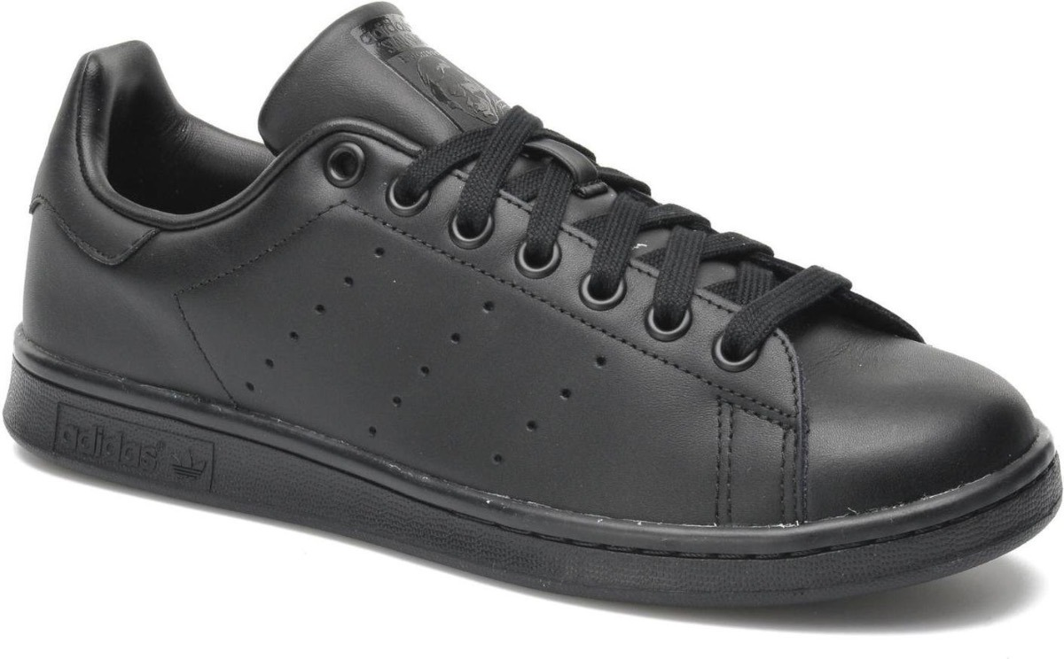 outlet store 41d1f e5d6e ... netherlands tenis adidas stan smith negro hombre m20327 look trendy.  cargando zoom. bab6f 3647b