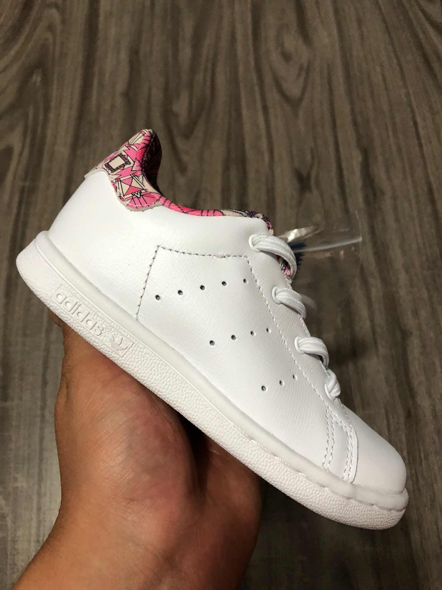 zapatos adidas stan smith niña