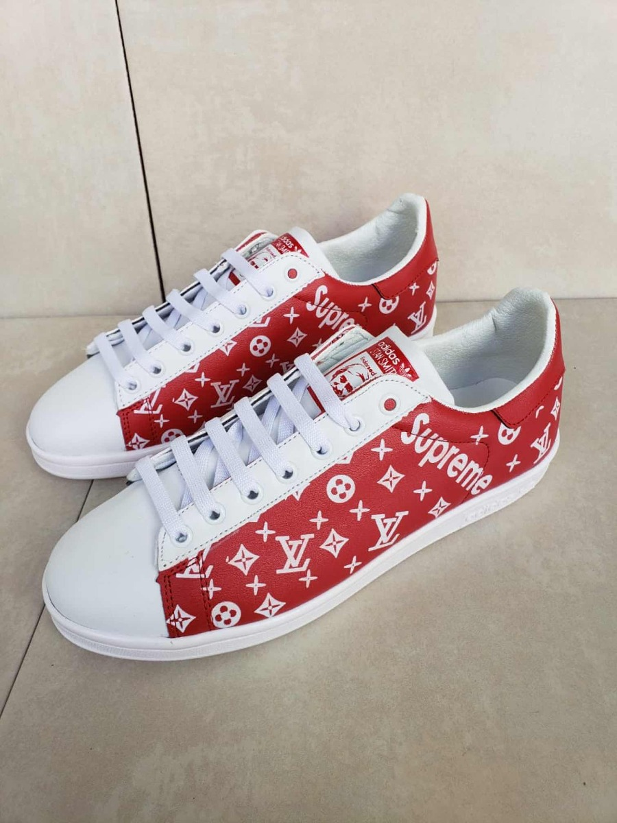 sports shoes b5b19 dd231 adidas stan smith supreme
