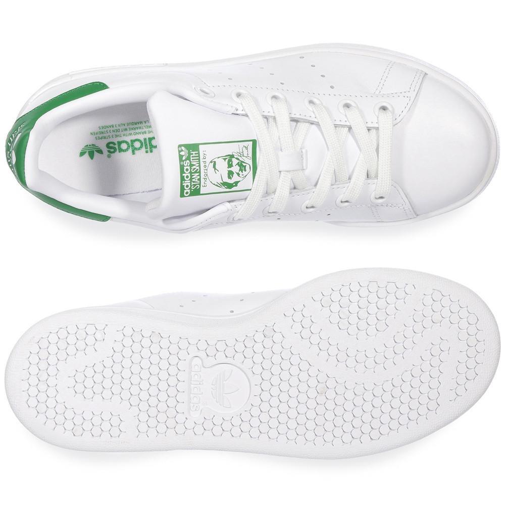 official photos 83979 3b776 Tenis adidas Stan Smith W - B24105 - Blanco - Mujer