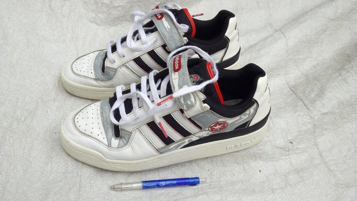 Tenis adidas Starwars Hoth Blizzard Force De Super Coleccion $ 1,699.00