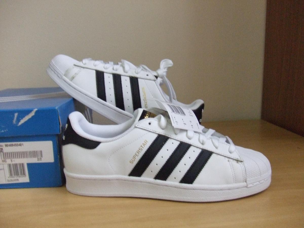 79e86a54e49 Tenis adidas Super Star - R  230