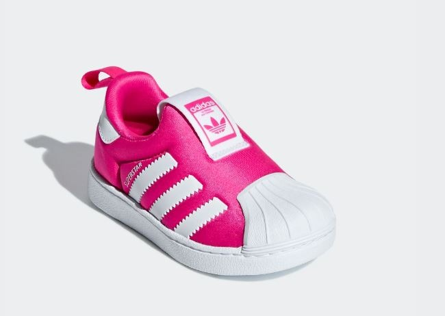 adidas superstars rosa niña