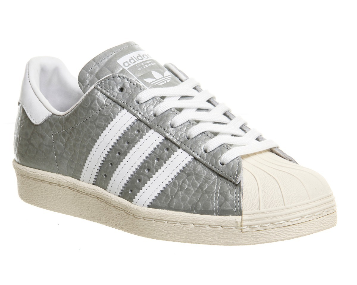 adidas superstar plata
