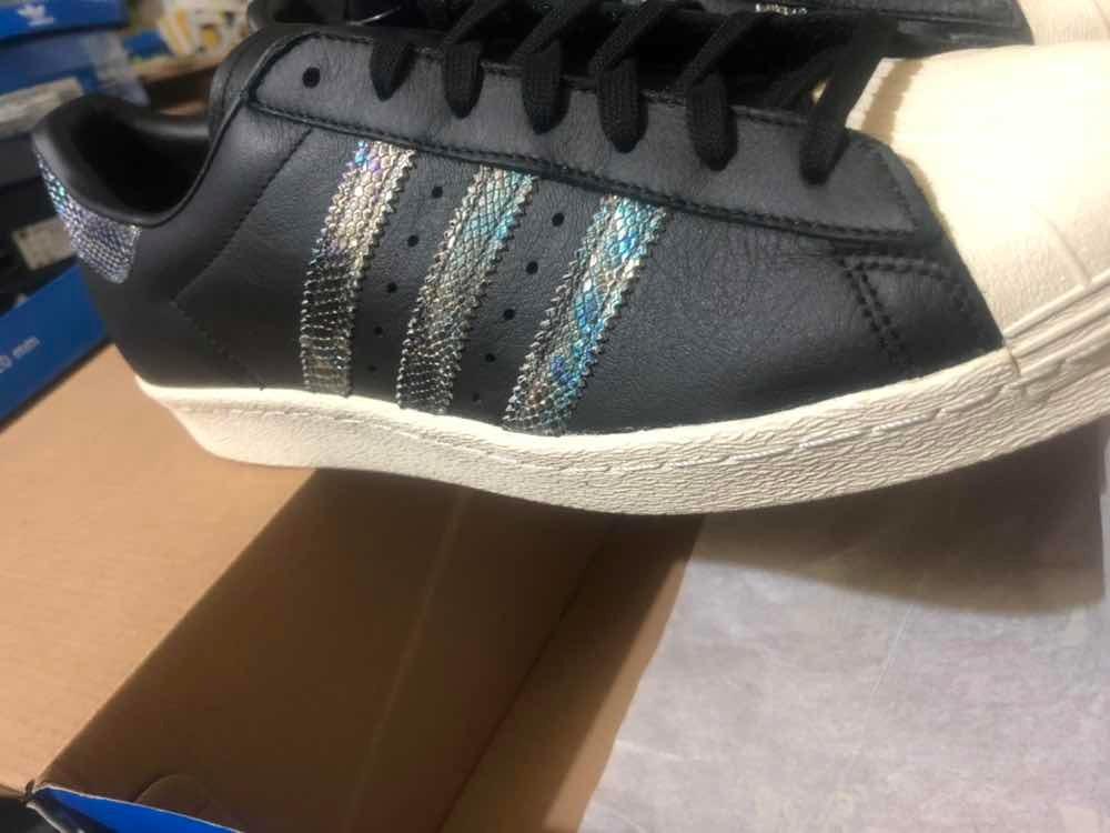 sports shoes 17b02 465bc Tenis adidas Superstar 80s Originals Casual Bz0147