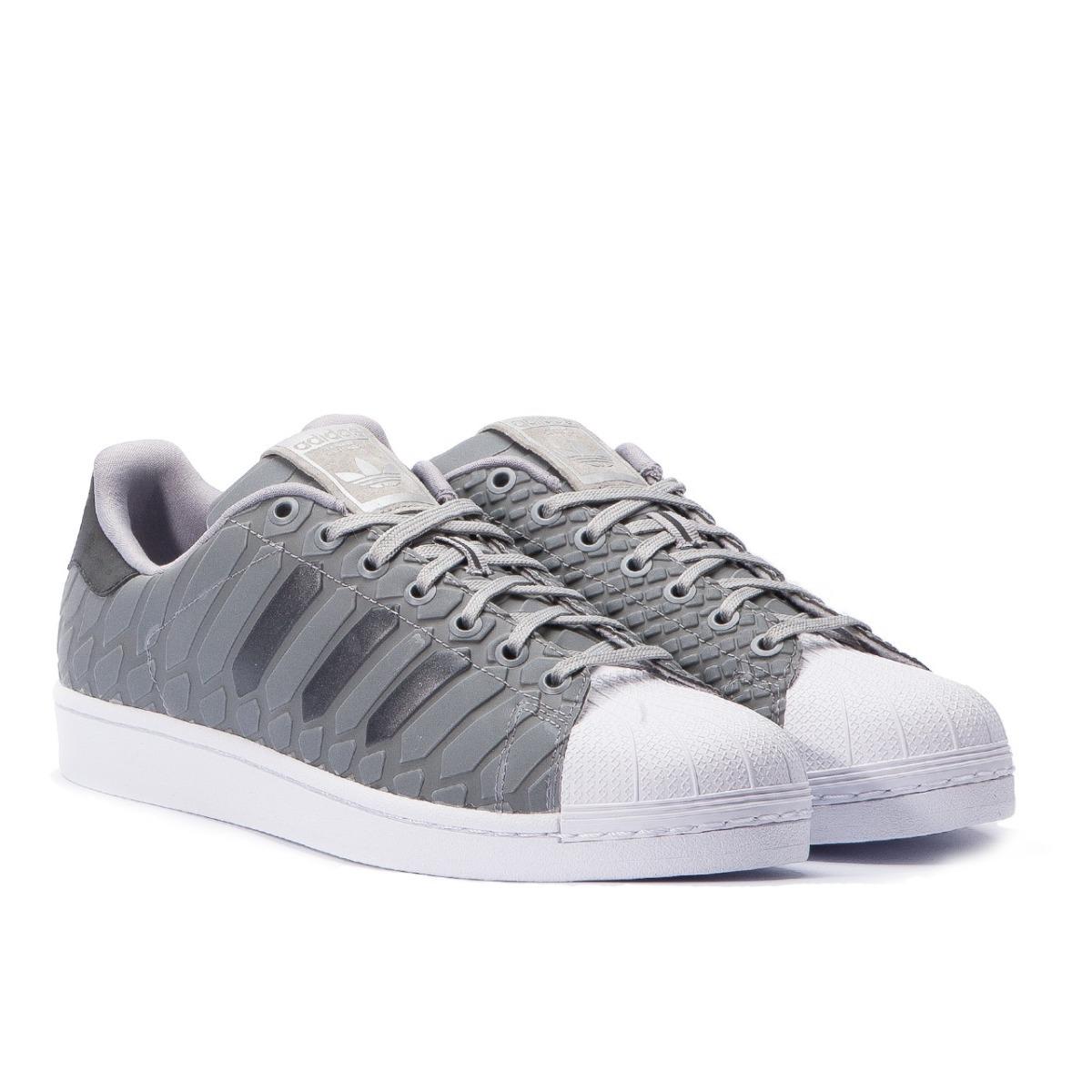 dc211911e4f ... promo code for tenis adidas superstar autoreflejantes grises nuevos  ori. cargando zoom. a6779 82872