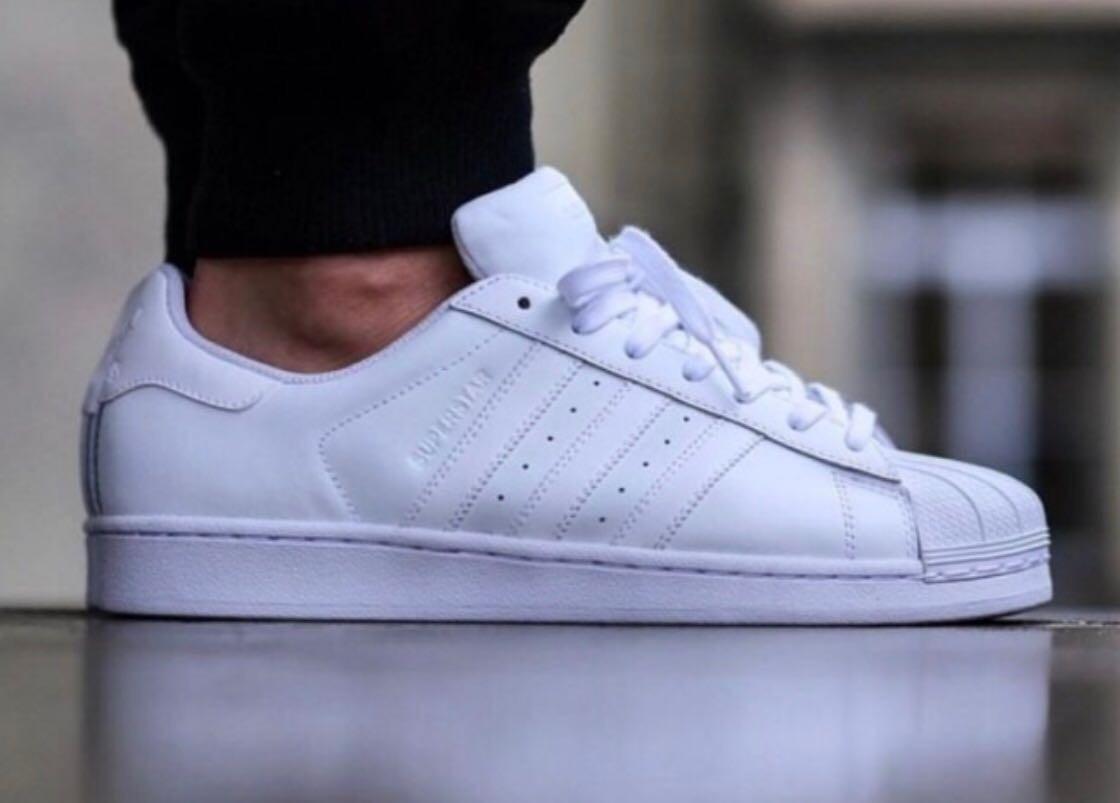 Tenis Adidas Superstar 5 Mx Blanco6 5ASc34RjLq