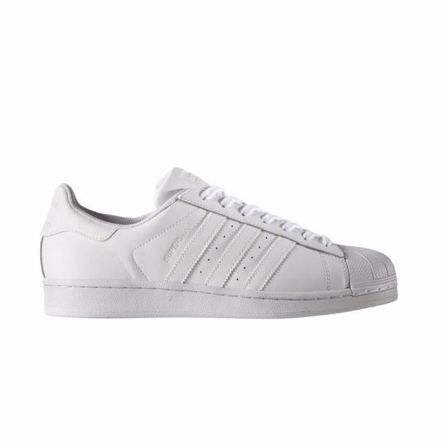 675a80837c4 Tenis adidas Superstar Blanco Monocromo 28 Original -   1