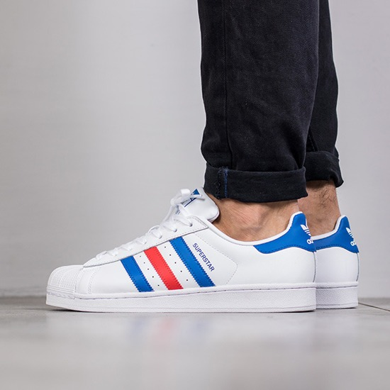 timeless design f77f2 26380 ... zapatos 93a63 4936b  best tenis adidas superstar blanco azul rojo 100 original  bb2246 f46fa 7549e