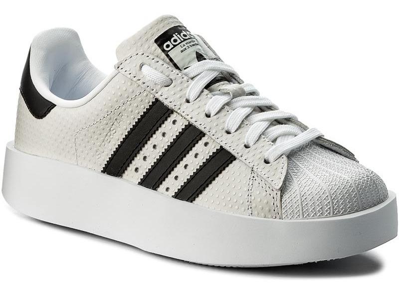 wholesale dealer ec843 00e2a Tenis adidas Superstar Bold Platform 22y23.5 By9077 Facturamos