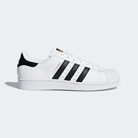 7e8d8875225 Adidas Superstar Blanco Y Negro - Tenis adidas en Mercado Libre México