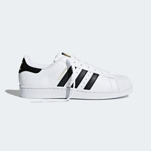 afbd69568a0f6 Tenis adidas Superstar Color Blanco Negro Talla 27 Originale ...