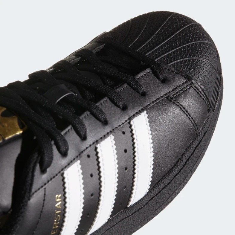 426d857b96d Tenis adidas Superstar Color Negro Blanco Talla 28 Originale ...