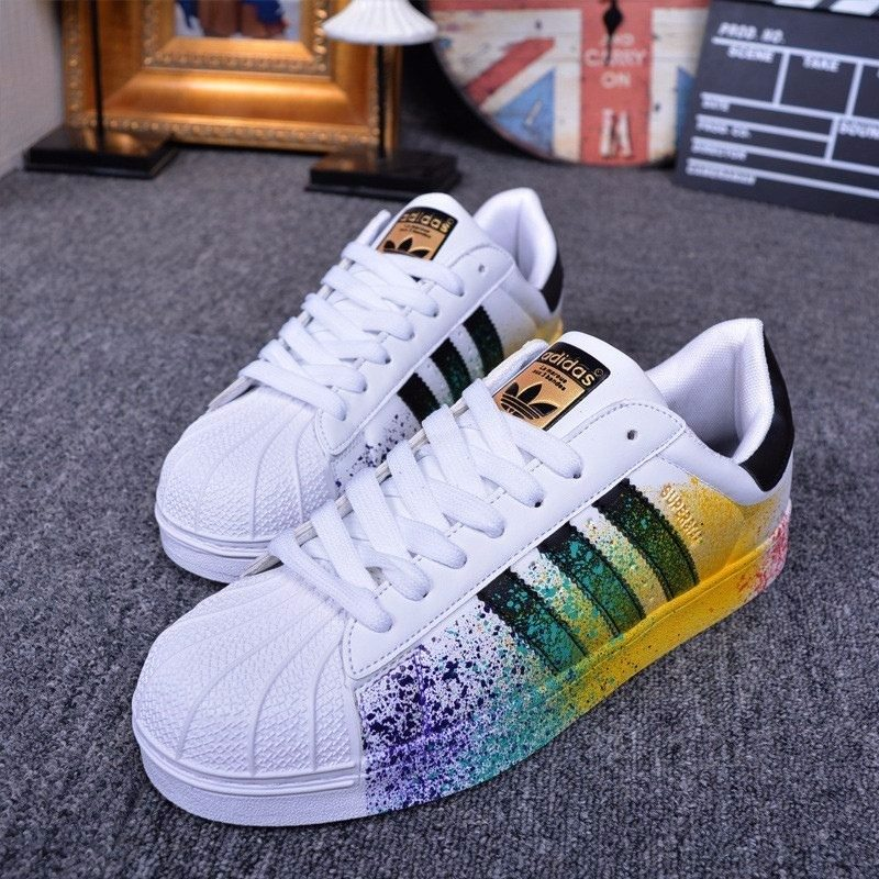 new arrival e109a 8823a Tenis adidas Superstar Colors -   170.000 en Mercado Libre