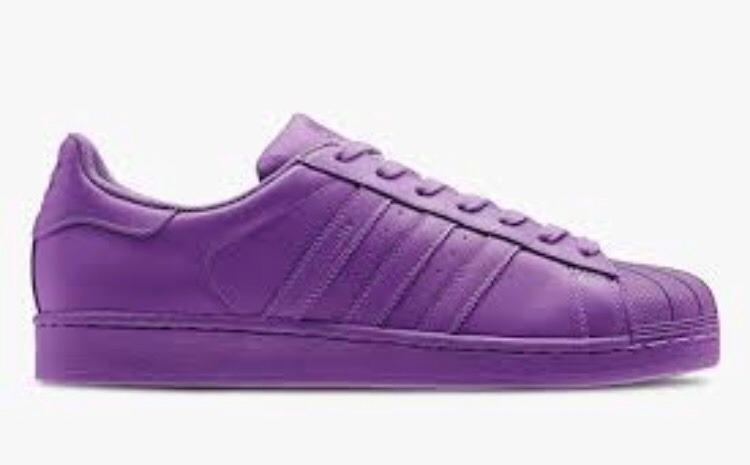 adidas colors morados