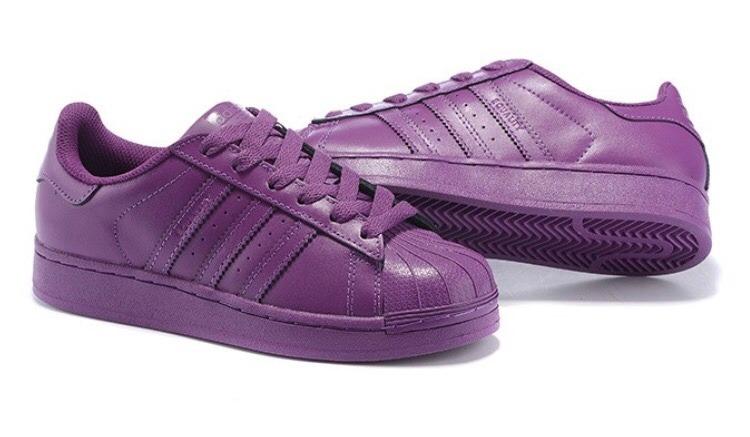 Color Adidas Morado Cool Tenis Incluido Envio Superstar 4PSqRxwz