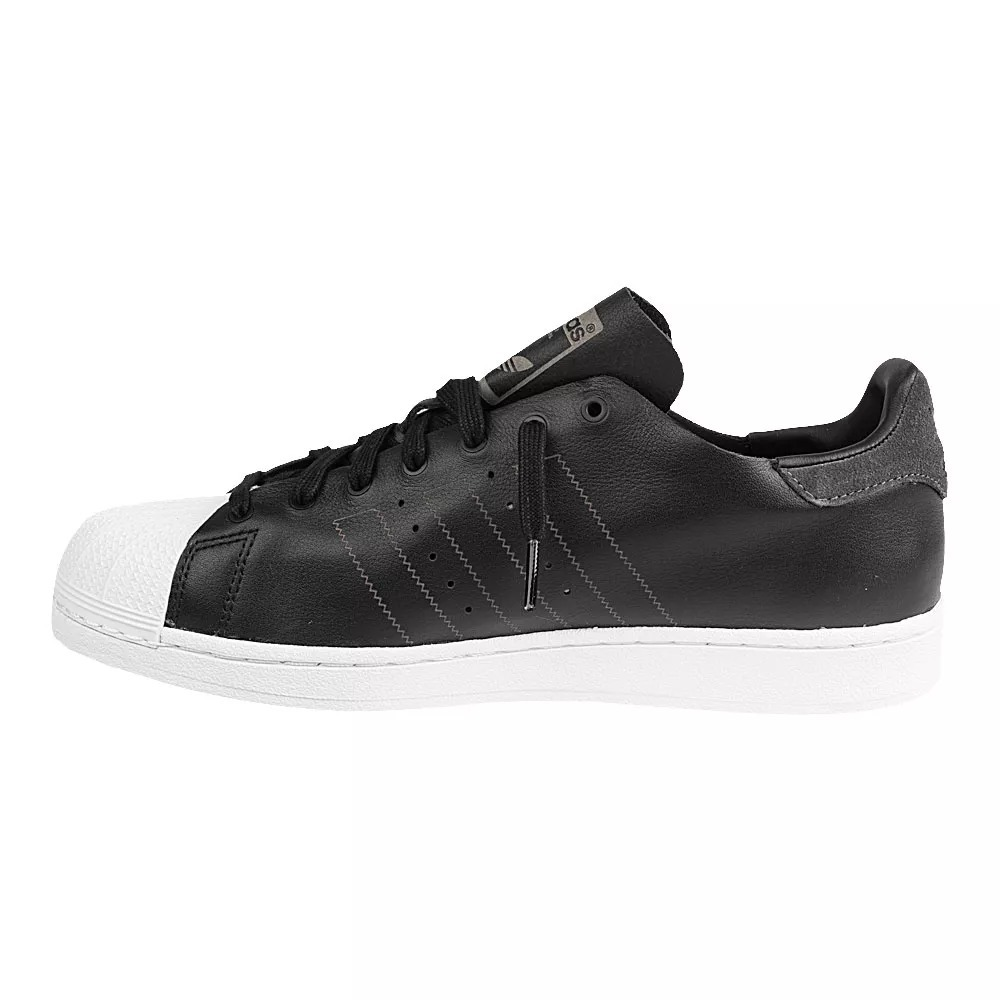 tenis adidas superstar decon preto - original. Carregando zoom. 2720439a9924e