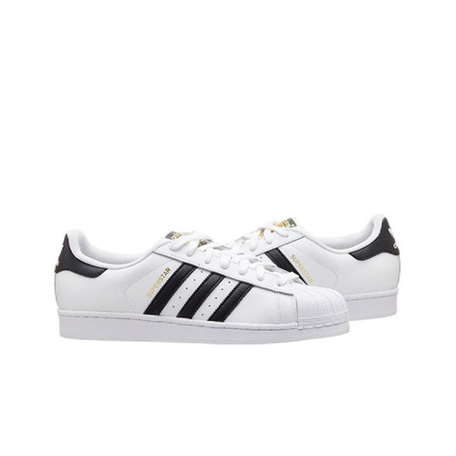 tenis adidas superstar foundation c77124 dama
