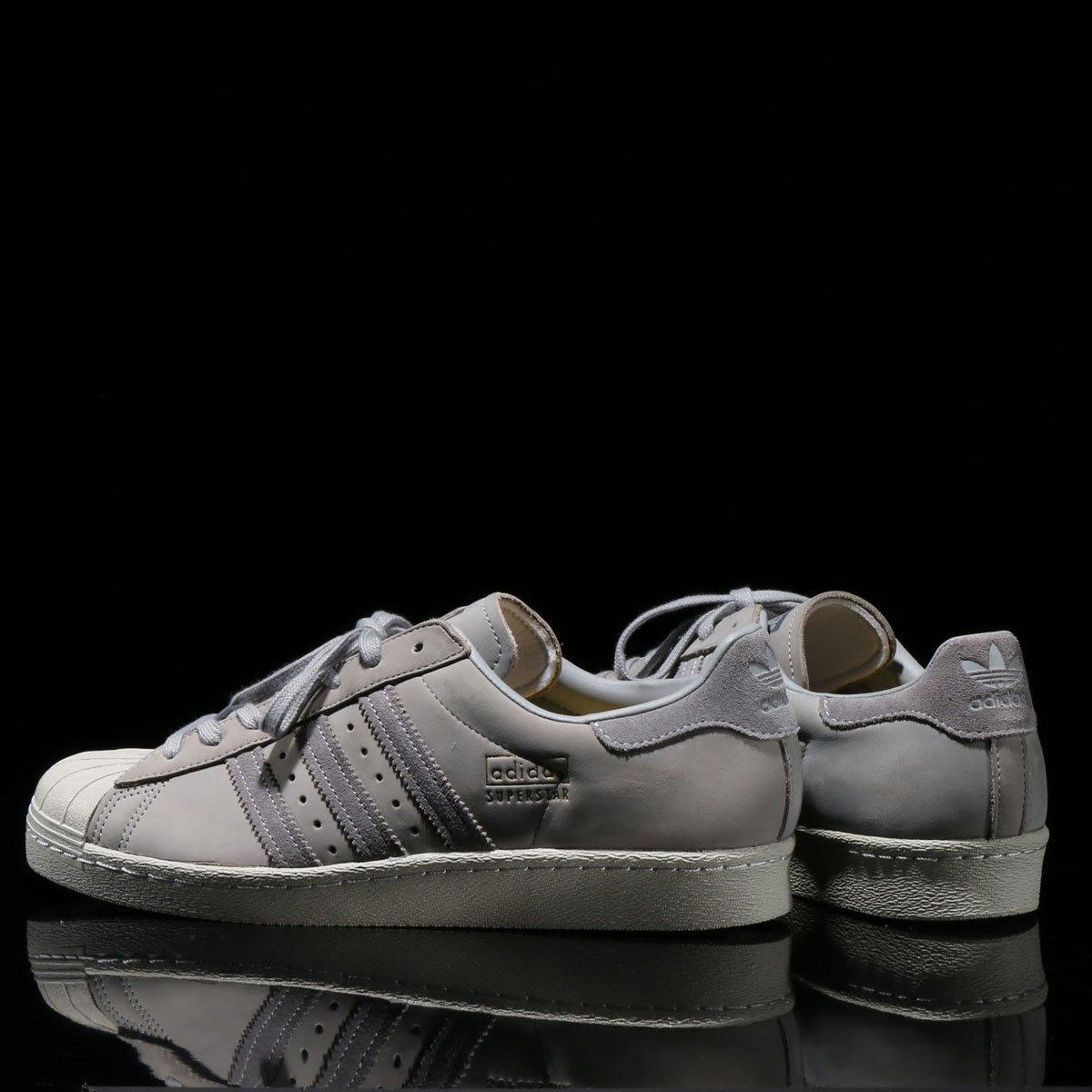70668fdf9 tenis adidas superstar gris 80s talla   7 original. Cargando zoom.