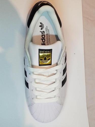 tenis adidas superstar oro original sinproblema c77124