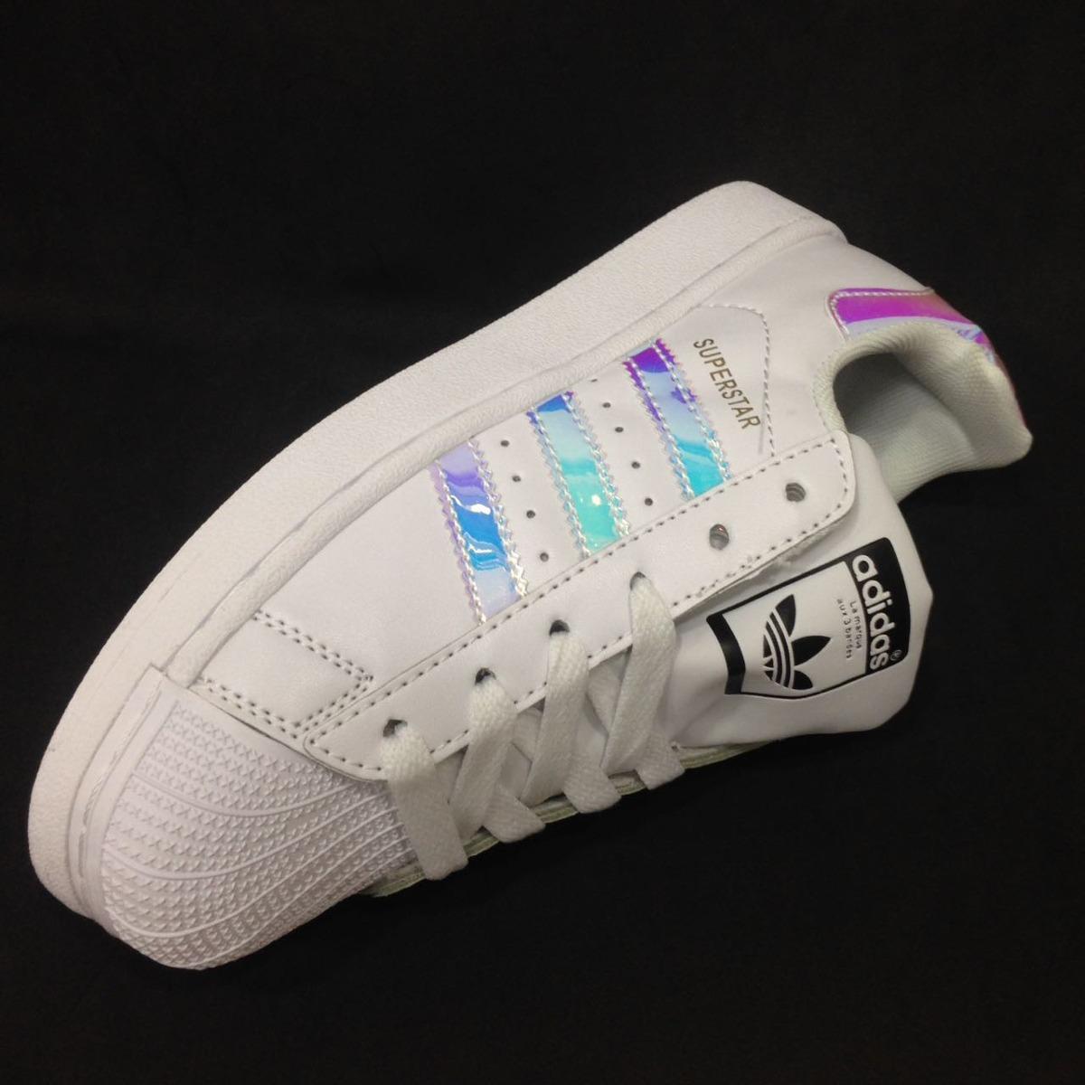 Superstar Dama Diseño Adidas Nuevo Tenis Gratis envio Para Rq511pO