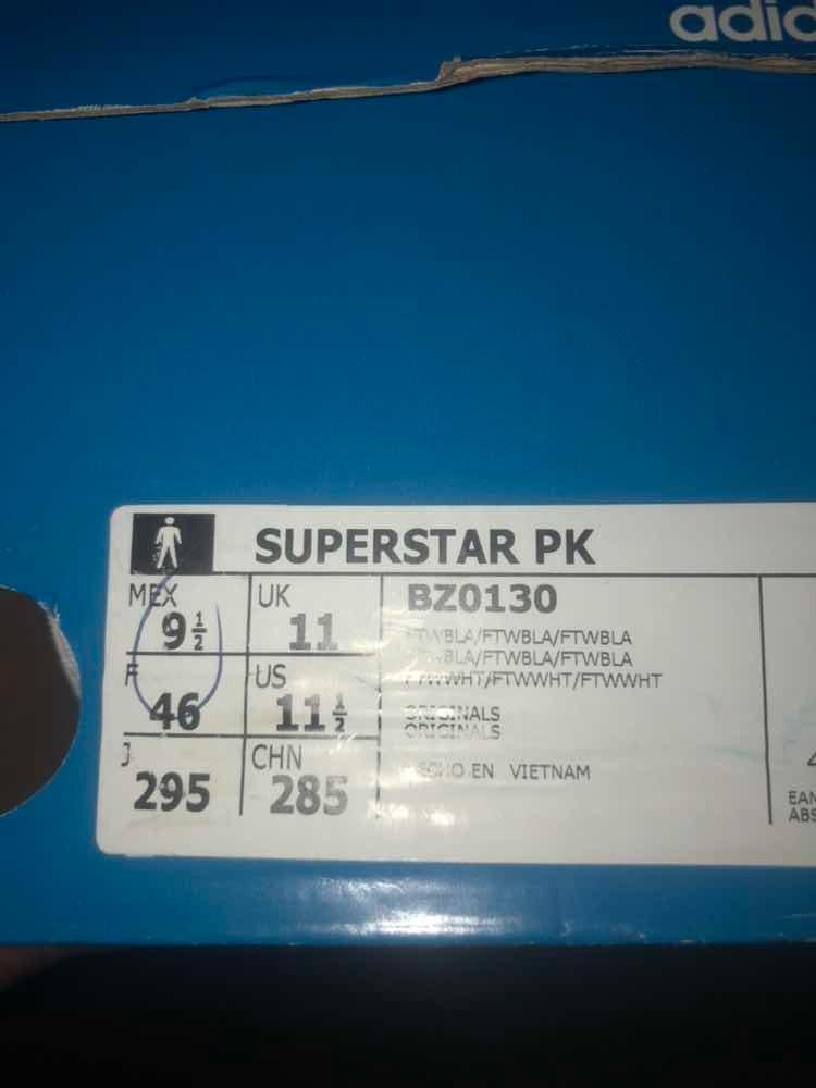 0941bd3d488 tenis adidas superstar pk reflective originals casual bz0130. Cargando zoom.