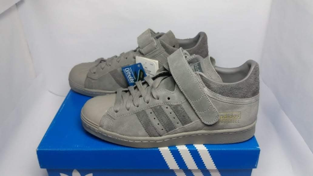 Tenis adidas Superstar Pro Shell 80s - R  350 bf2f568dfb35d