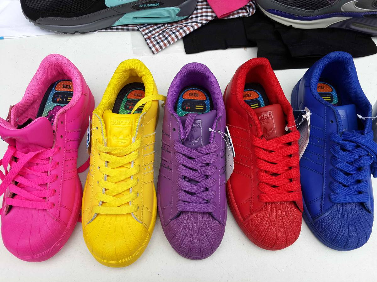 adidas colors morados