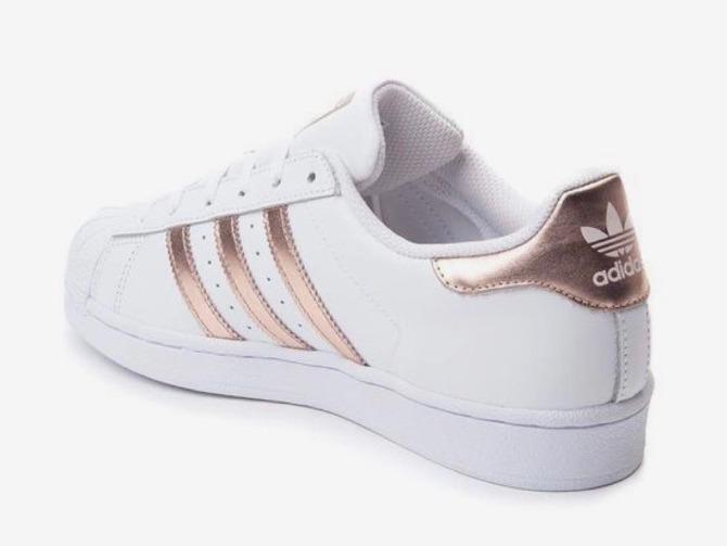 e1aa2f259c3 ... usa tenis adidas superstar rose gold original 09af7 2c0f4