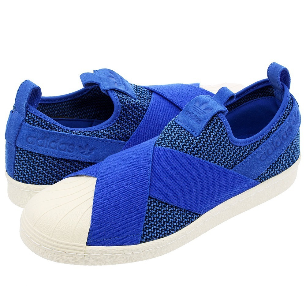 new concept a1033 e3047 Tenis adidas Superstar Slip-on Mujer Cg3695 Look Trendy