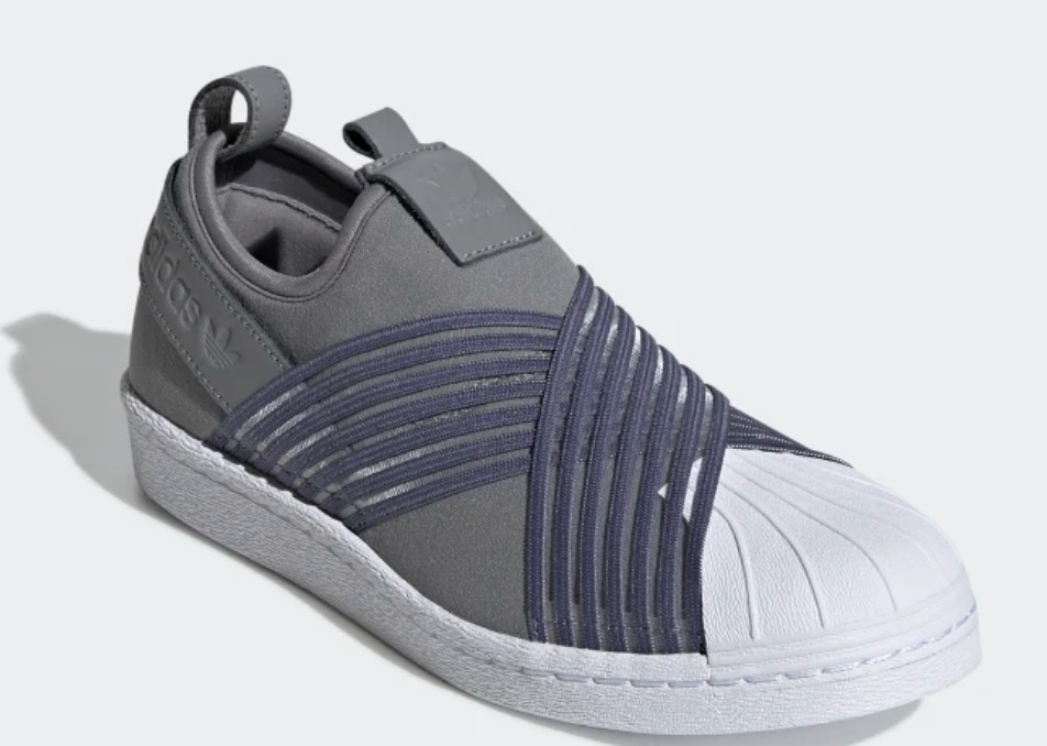 Tenis adidas Superstar Slip On (mujer) [outlet]