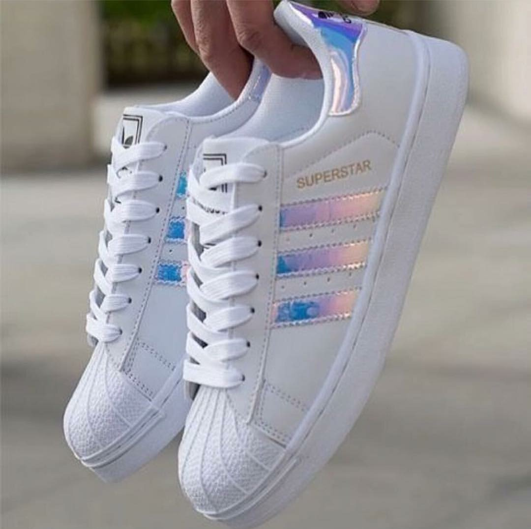 adidas superstar cambian de color