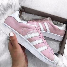 adidas superstar mujer rosa pastel f0734e