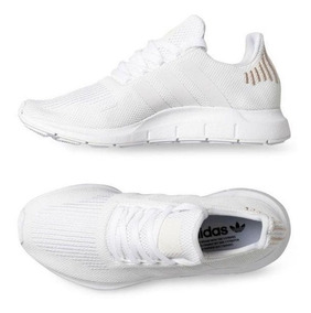 Tenis adidas Swift Run Blanco Talla 3 A La 6 Mx Original