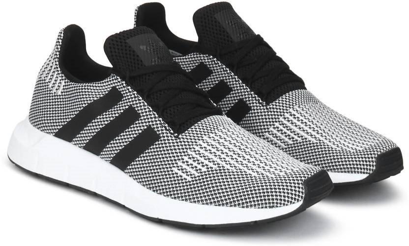 d7cba44596 Tenis adidas Swift Run Gris    8